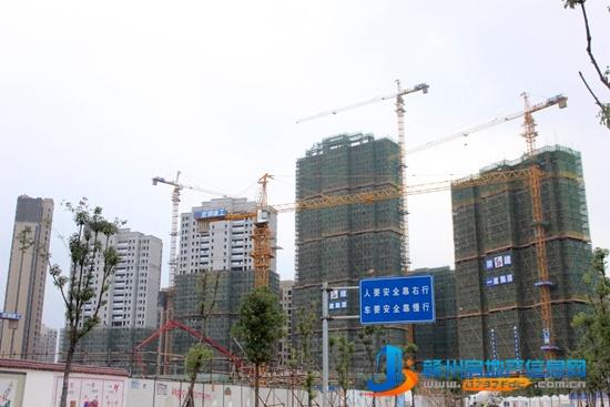 海亮天城三期全面建设中 31#楼92套住宅即将加推