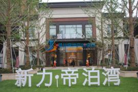 新力·帝泊湾1#楼89-117㎡三房预计近期加推