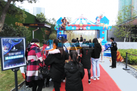 """年度精彩""""事件"""",保利·联发康桥马戏节盛大开幕!"""