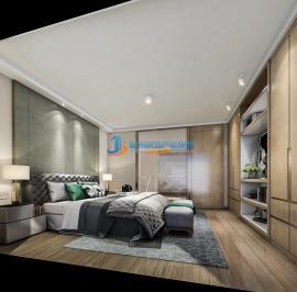 5m公寓效果图