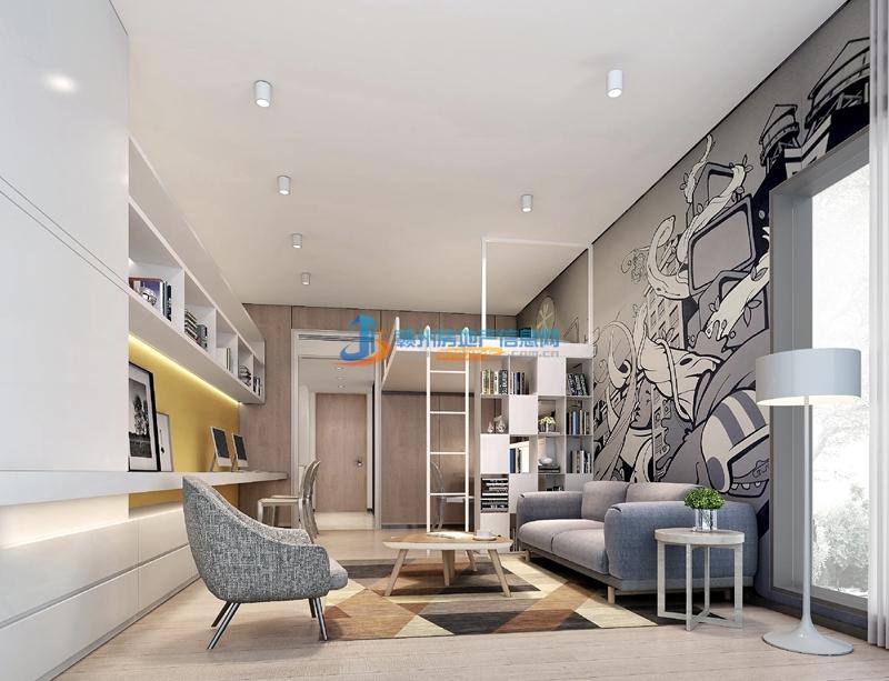 6.6m公寓效果图